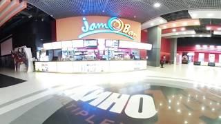 Мультиплекс кинотеатр КиноJAM -видео 360 градусов