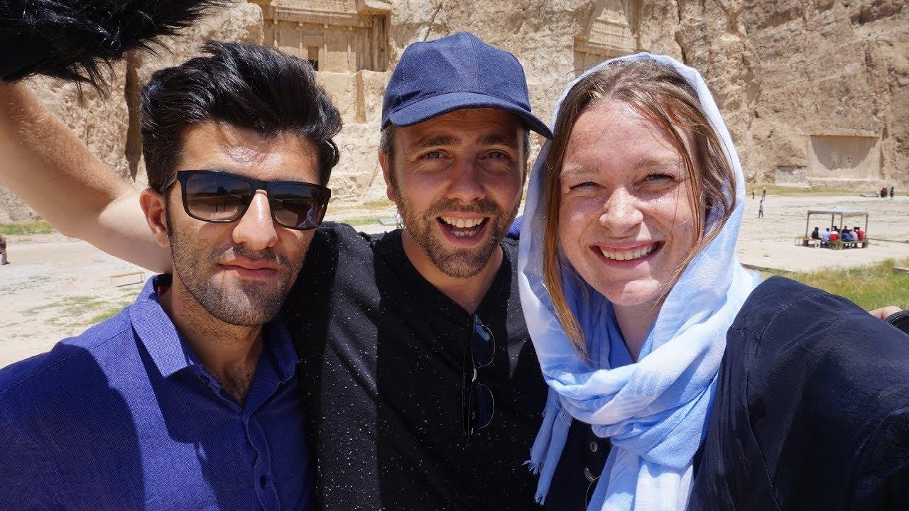 Persepolis, Iran & Naqsh-e Rustam | Iran Video Reisgids