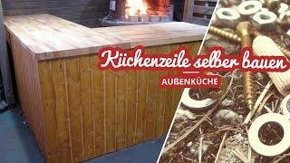 Außenküche Selber Bauen Xl : Outdoor küche