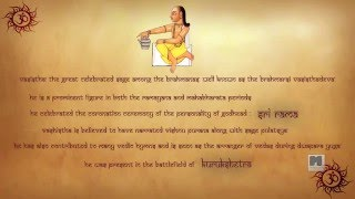 "Mythical Mind's  "" Vedic Science"" [ [ Saptarishi's ] ] Webisode - 1"
