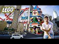 - We went to an AMUSEMENT PARK made out of 50 MILLION LEGOS...