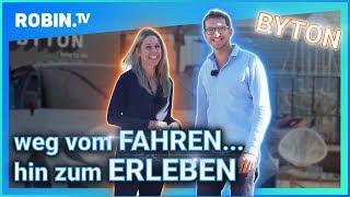 """BYTON - """"Das ist Zukunft"""" - Dr. Hanna Schumacher im Interview"""