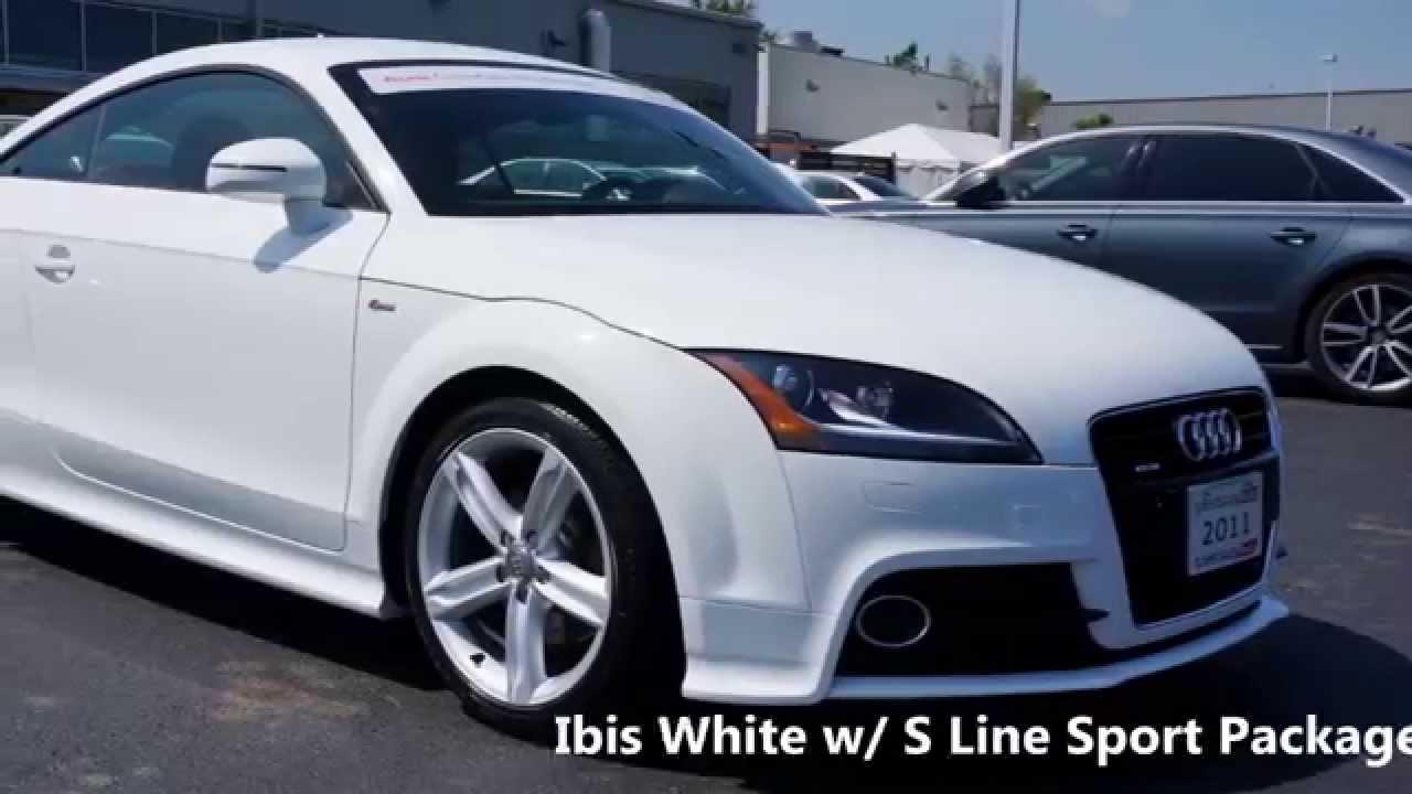 2011 Audi TT S Line - YouTube