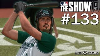 FIRST NO DOUBT HOME RUN! | MLB The Show 19 | Softball Franchise #133