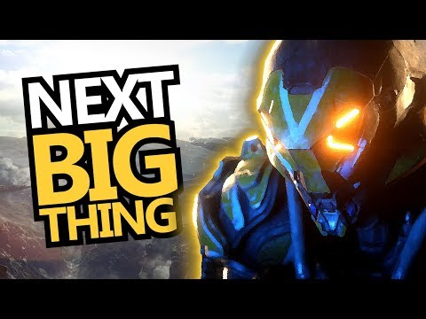 Anthem: The Next BIG Thing? (Open World Action RPG from Bioware)