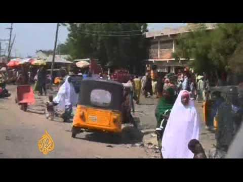 Nigeria's Maiduguri struggles amid violence