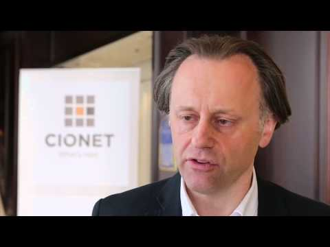 Interview with Ian Cox at CIO CITY'15