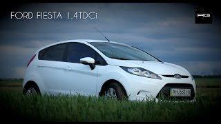 Форд Фиеста 2012 1.4 TDCI / AG Test Ford Fiesta 2012 1.4tdci