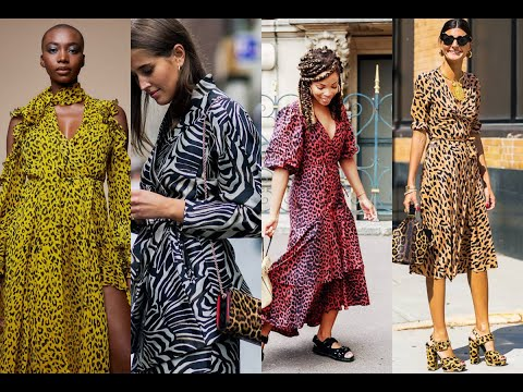 How To Style Animal Prints - Snake, Tiger Or Leopard!