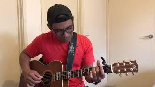 Menunggu kamu - Anji | Guitar cover