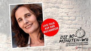 Michaela Karl über Isadora Duncan   Die 30-Minuten-WG   Frankfurter Buchmesse 2021