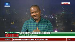 Police 'Under-performed' During Kano Supplementary Election - Clement Nwankwo |The Verdict| thumbnail