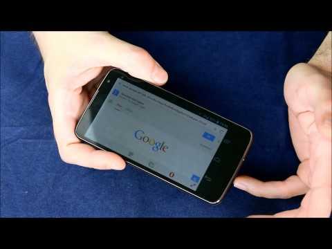 """Medion P5001 5"""" Quad Core Smartphone für unter 80 Euro"""