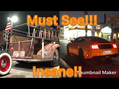 2018 Mustang GT SHUTS DOWN Ocean City Crusin  FEATURING StangMode aka Ecobeast