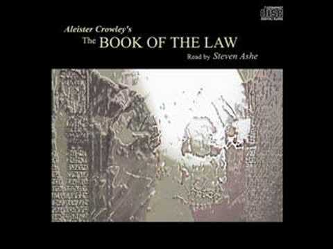 ALEISTER CROWLEY'S THE BOOK OF THE LAW