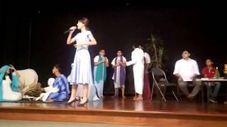 Coral Estaca Ceará 2017 Anjos Descem a Cantar