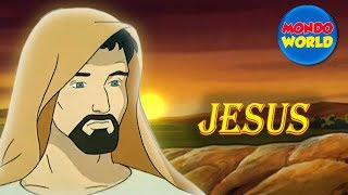 JESUS cartoon for kids | Story of Jesus Christ | Jesus full movie | Bible for kids | New Testament