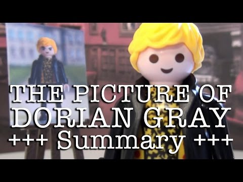 The Picture of Dorian Gray to go Wilde in 10 minutes, English version