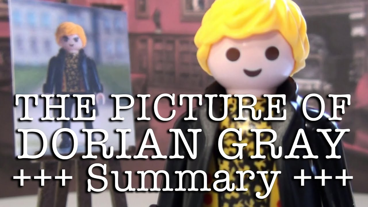 The Picture of Dorian Gray to go  Wilde in 10 minutes  English     The Picture of Dorian Gray to go  Wilde in 10 minutes  English version