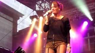 SARAH CONNOR - Son Of A Preacher Man live Sommersound Festival Schopfheim 14.07.12