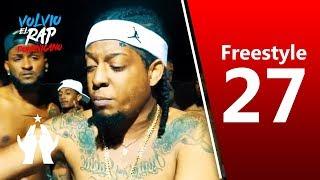 VOLVIO EL RAP DOMINICANO (Part. 27) 🎵 @RochyRD #CiruMonky #Freestyle HD