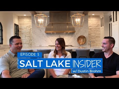 Salt Lake Insider 005 | The Biggest Home on the 2017 Parade of Homes w/ Tree Haven Homes