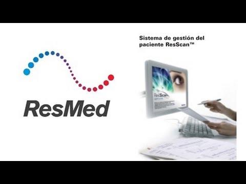 RESMED - Instalacion ResScan Windows 7x64