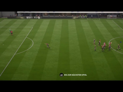 FIFA 17 Pro Club | FC Basel 104