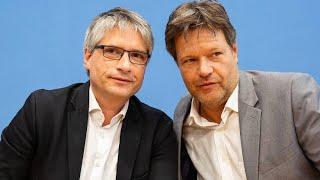 """Grünen-Chef Habeck: """"Ins Zentrum der politischen Debatte eingerückt"""""""
