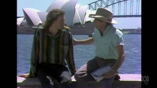 Countdown (Australia)- Molly Meldrum Interviews Bob Geldof- November 3, 1985- Part 1