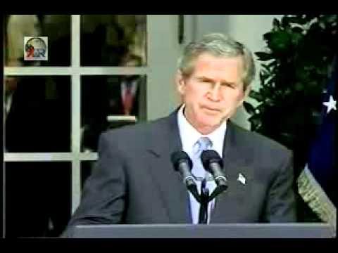 George W. Bush: Israel-Palestine Speech