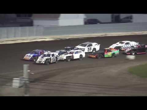 Shiverfest Sport Mod Heat 1 Lee County Speedway 10/27/18
