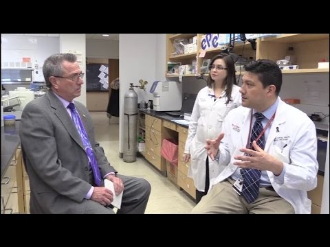Spotlight on Middlesex County April 2017: Researching a Cure for Pancreatic Cancer