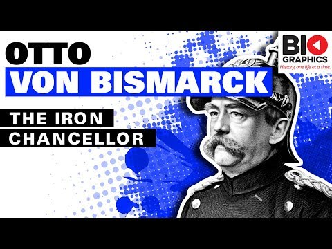 Otto Von Bismarck: The Iron Chancellor