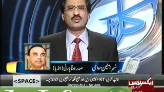 Part 3/3 - Dr Subramanian Swamy debate with Pakistani ISI Chief on ZemTV