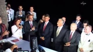 Kılıçdaroğlu ve Baykal nikah şahidi oldu.