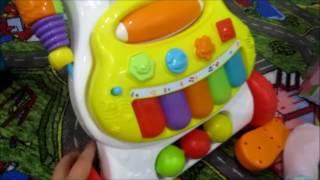 Обзор \ каталка ходунки babygo \ развивающие игрушки  \  игры для детей \ развитие ребенка
