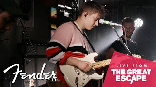 """Sam Fender Performs """"Greasy Spoon"""" 