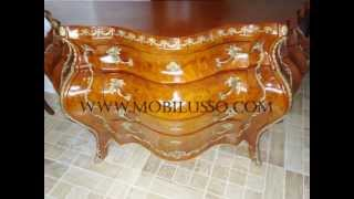 Reproduction French antique furniture