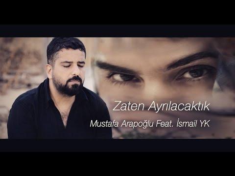 İsmail yk & Mustafa Arapoğlu - Zaten Ayrılacaktık Zher Nusi Kurdi[Kurdish Subtitle] yine klip 2016