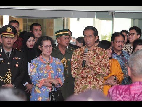 Kunjungan Presiden RI Joko Widodo ke Brunei Darussalam, siaran RTB