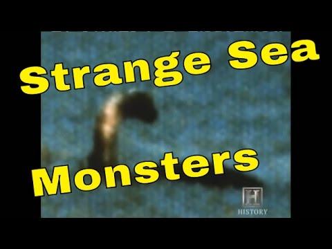 Lochness Lake Monster - Nessi Monster - Sea Monsters Documentary