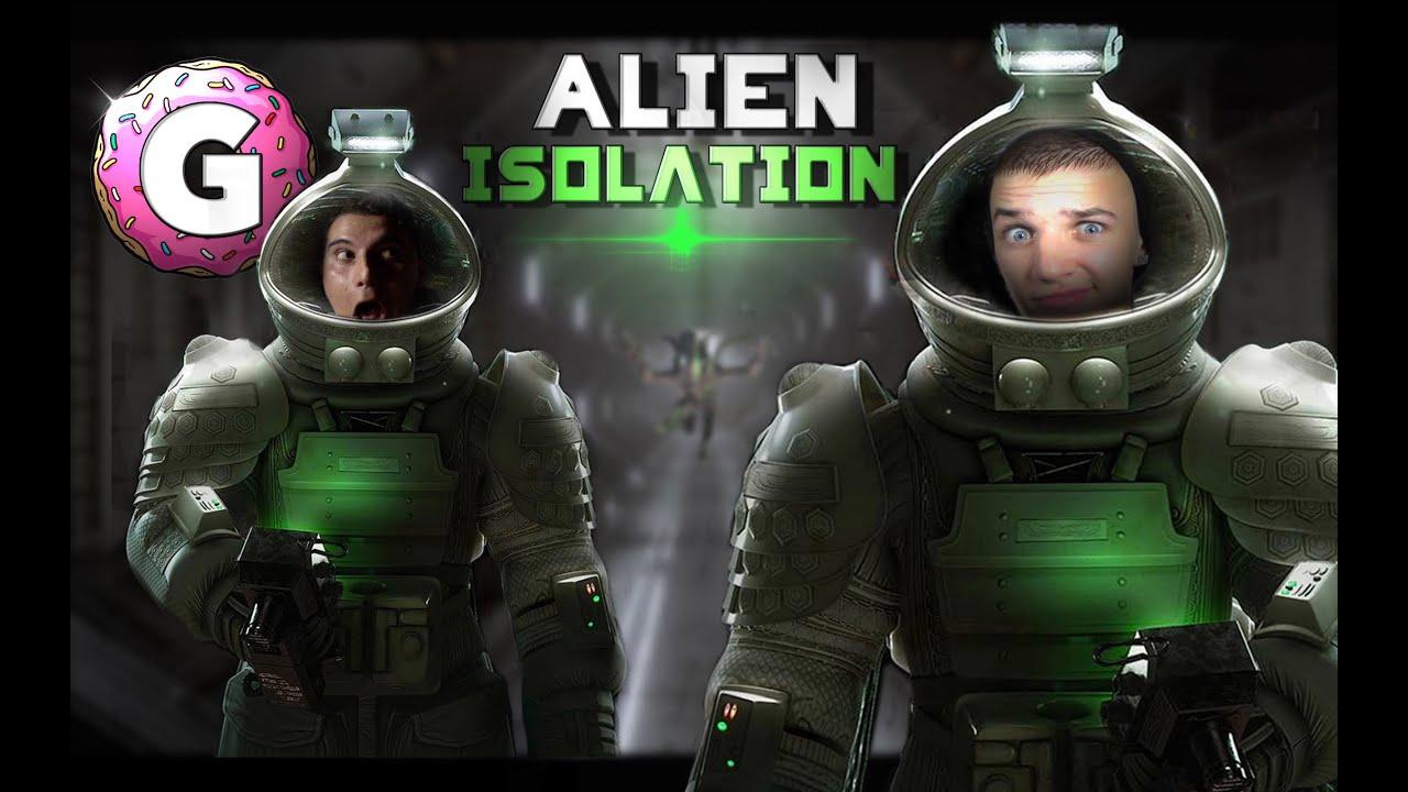 Les zinzins de l 39 espace alien isolation youtube - Les zinzin de l espace ...