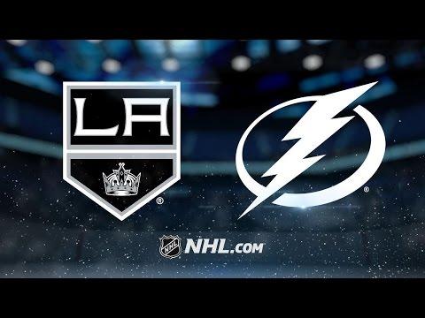 Bishop, Lightning blank Kings, 5-0