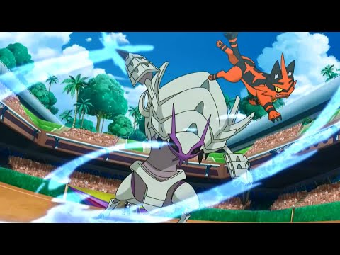 Ash vs Guzma AMV - Alola League Semi Finals - Pokemon SM