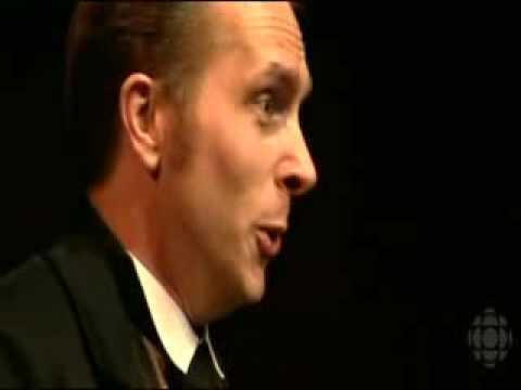 Falko Hönisch sings Schuberts Erlkönig
