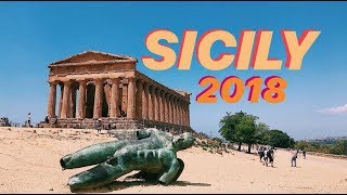 SICILY 2018 | TRAVEL MONTAGE