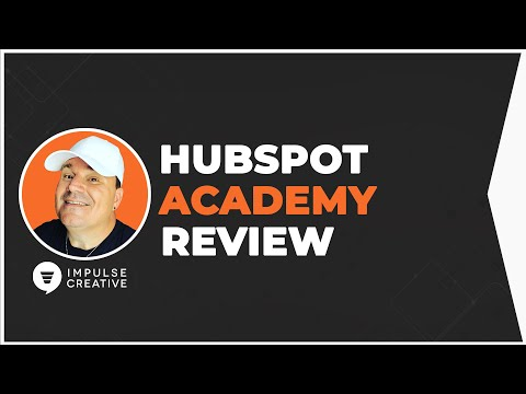 HubSpot Academy Inbound Marketing Training Massive Review 2019 thumbnail