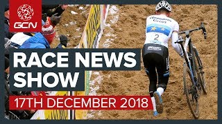 Superprestige Zonhoven, Track World Cup & 2019 Pro Cycling Sponsors   The Cycling Race News Show