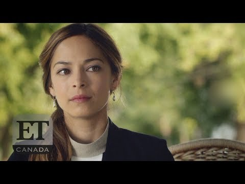 Kristin Kreuk, Peter Mooney Talk New Legal Drama 'Burden Of Truth'